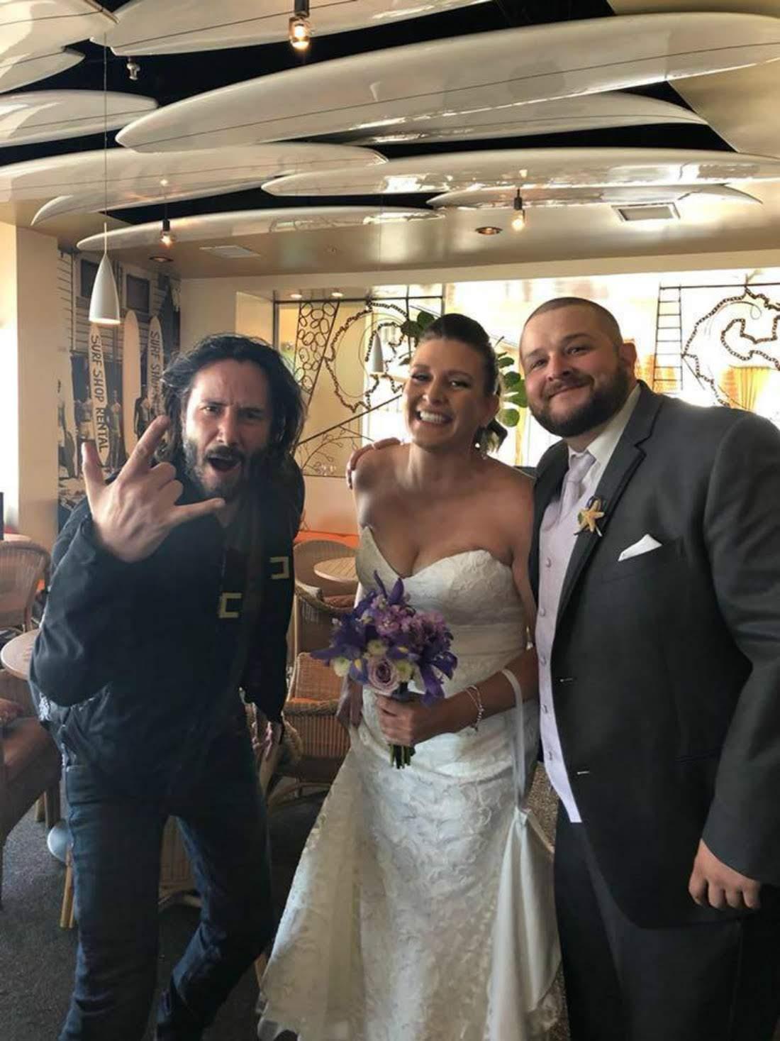 キアヌ リーブス 結婚
