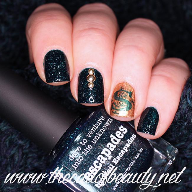 Monogram Manicure