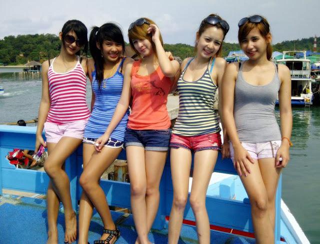 Foto Gadis Cantik Asia 2