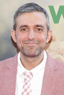 Alec Sulkin. Director of Ted 2