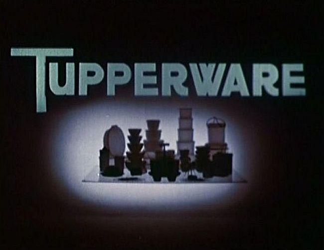 The Wonderful World of Tupperware