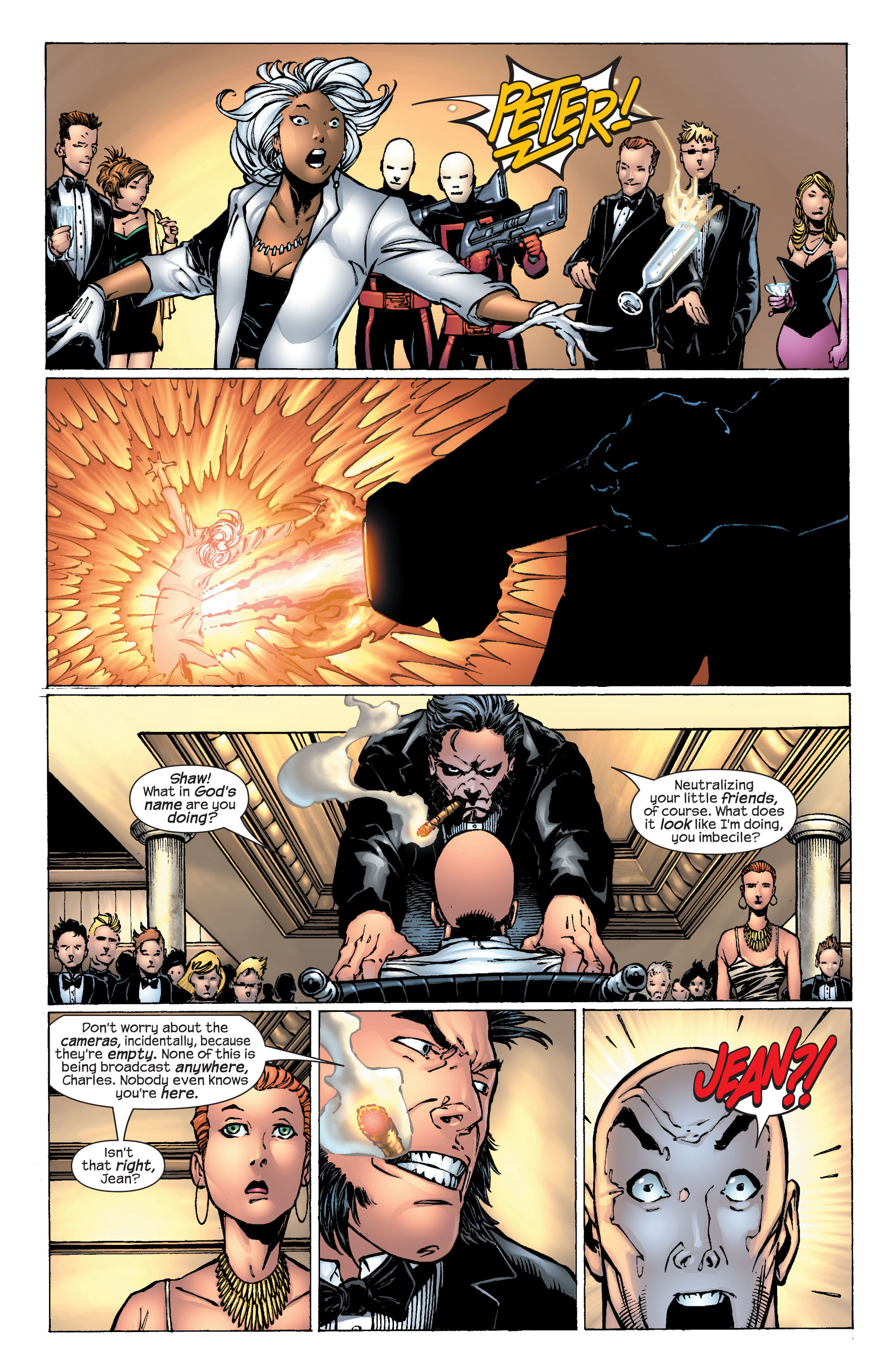 Read online Ultimate X-Men comic -  Issue #25 - 13
