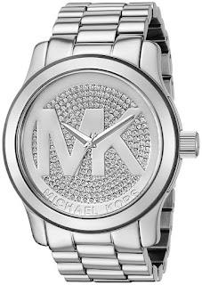 Michael Kors Runway Logo Watch $177 (reg $295)