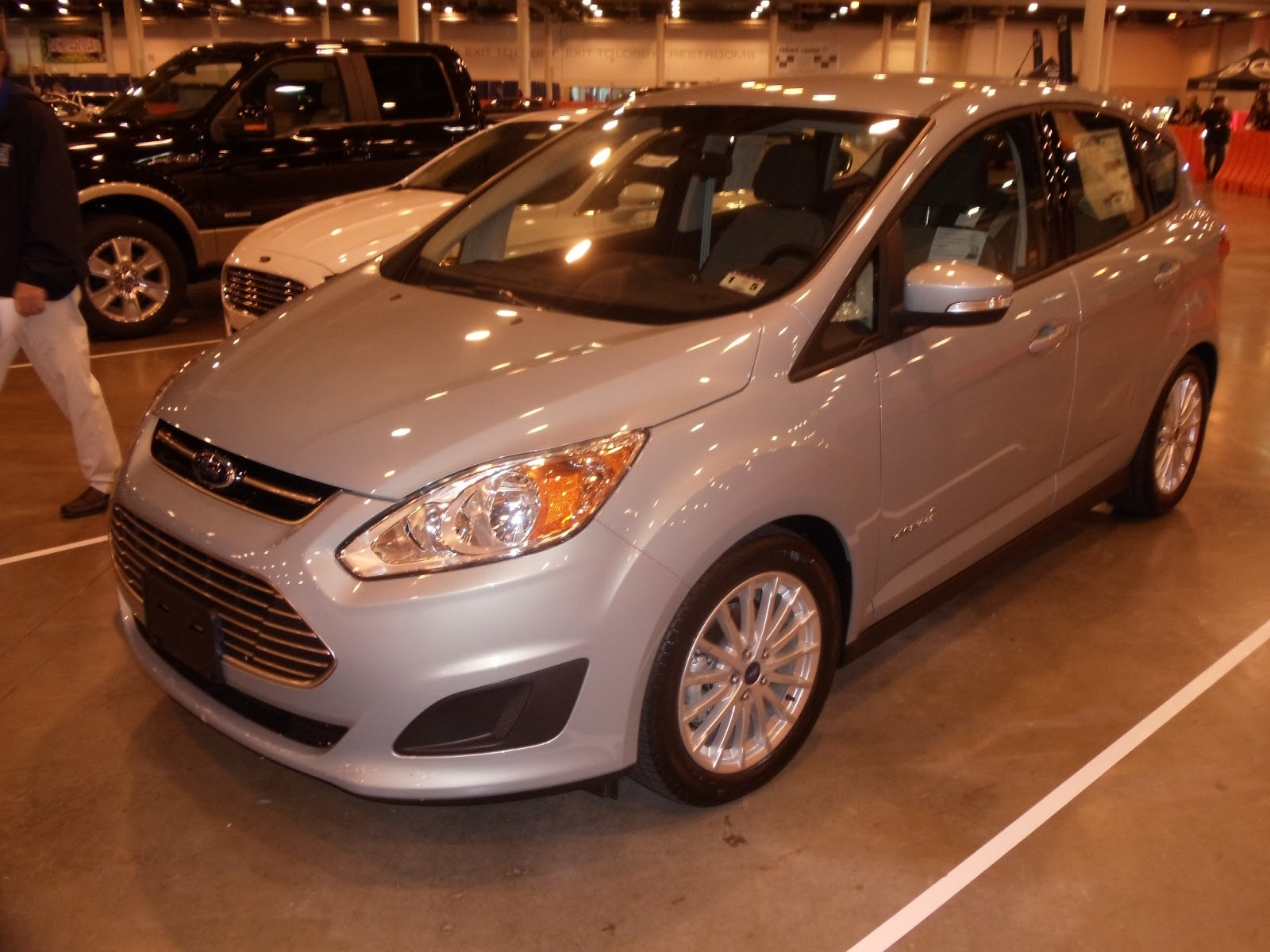 First Drive 2017 Ford C Max Hybrid