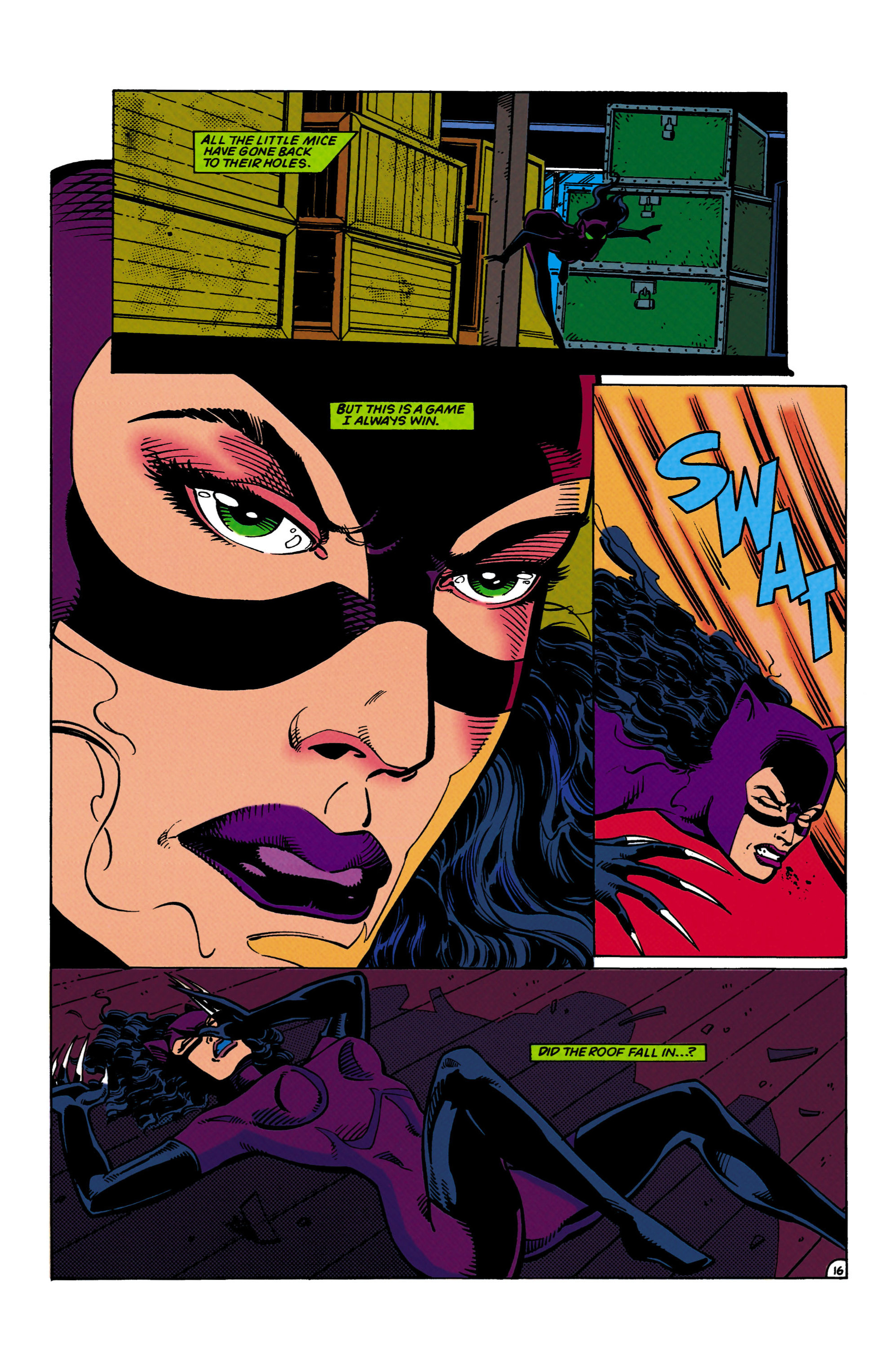 Catwoman (1993) Issue #11 #16 - English 17