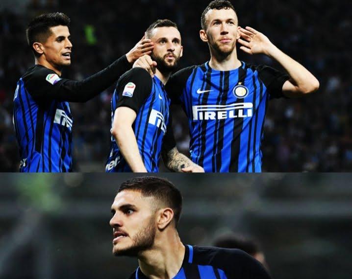 Inter-Cagliari risultato finale 4-0, gol di Cancelo Icardi Brozovic e Perisic | Calcio Serie A
