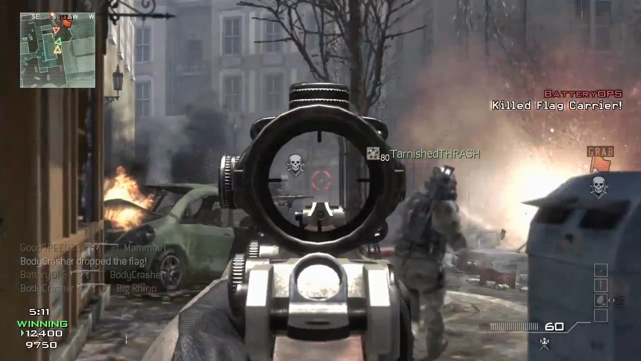Modern Warfare 3 has severe Matchmaking issues