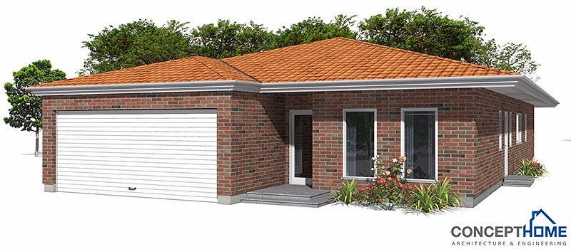 Plantas de casas modernas planta de casa moderna oz74 for Casa moderna l