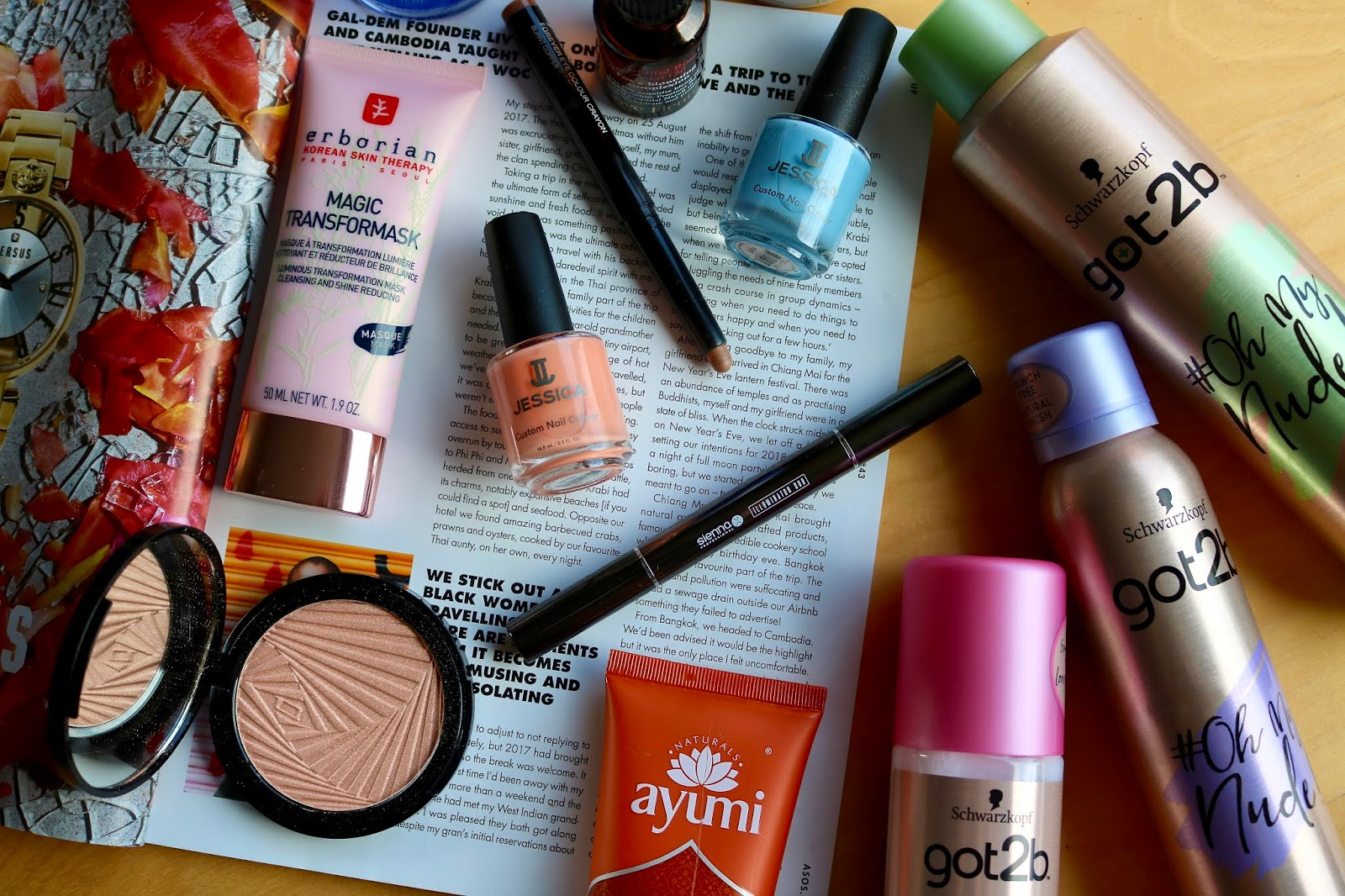 Top Spring Beauty Releases