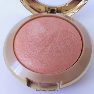 Milani Luminoso Baked Blush Review