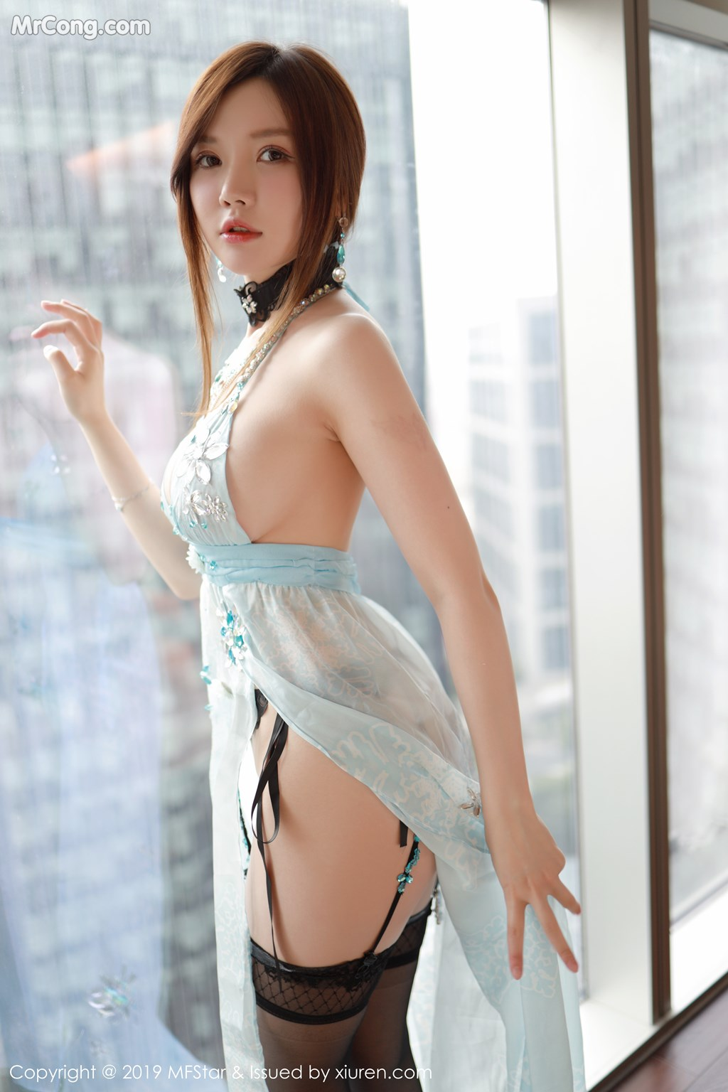 Image MFStar-Vol.220-Mini-MrCong.com-010 in post MFStar Vol.220: 糯美子Mini (53 ảnh)