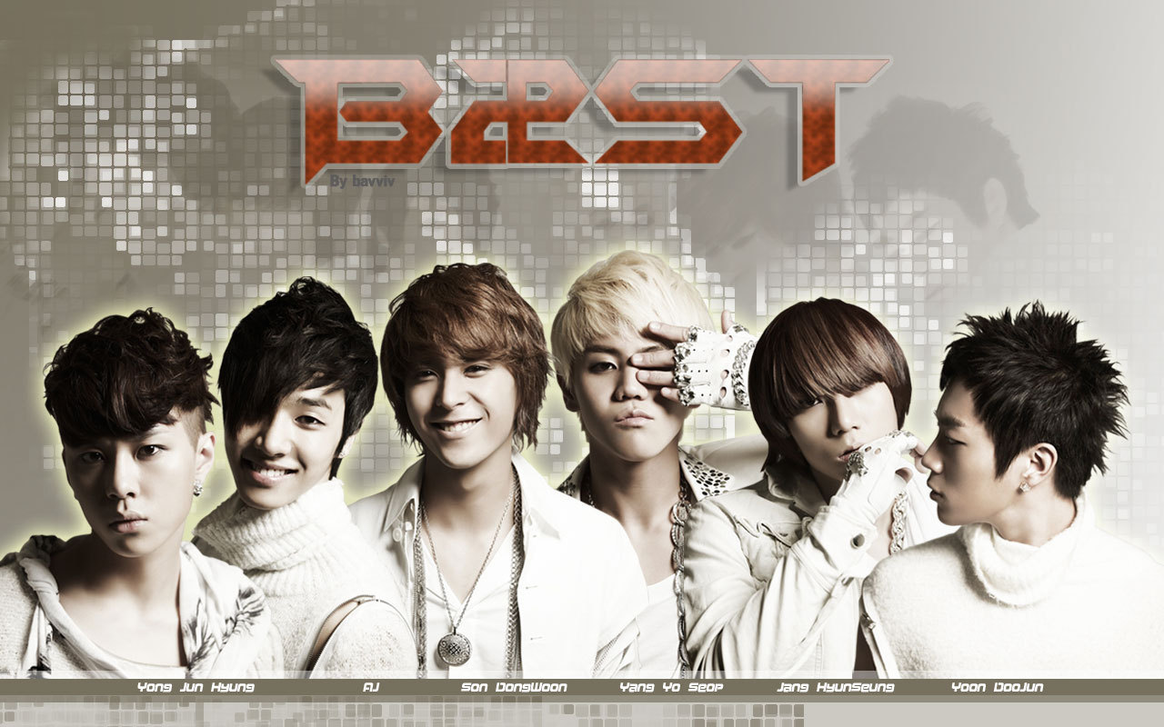 BEAST (B2ST) Profile - Daily K Pop News