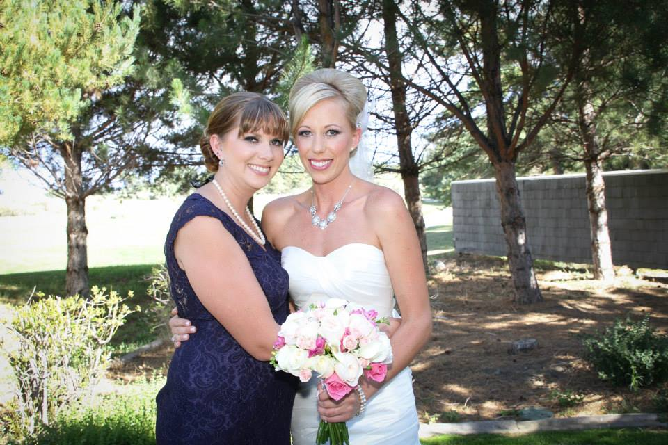 wedding at Genoa Lakes Golf Course