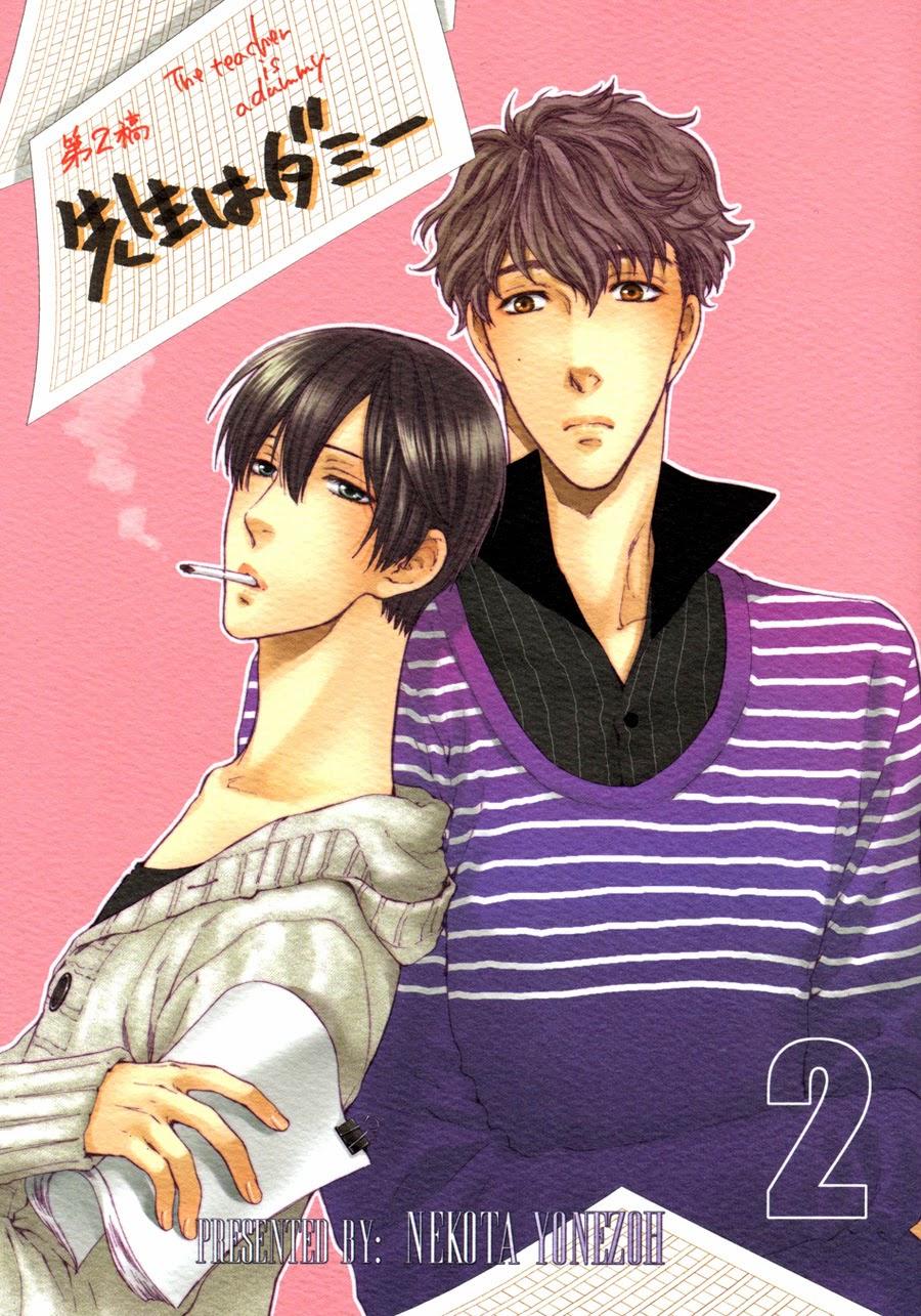 bl Doujin manga