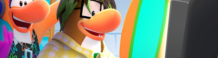 Club Penguin Island disponible para PC/Mac