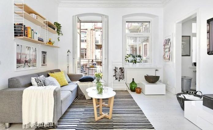 wohndesign 2017 : herrlich coole dekoration wohnzimmer nordic ...