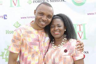 Akomaye Ugar wife
