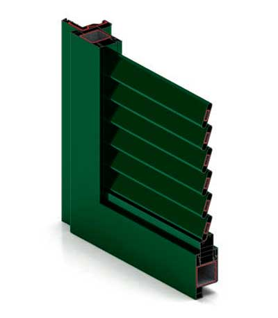 sistema argos ventanas PVC Zaragoza