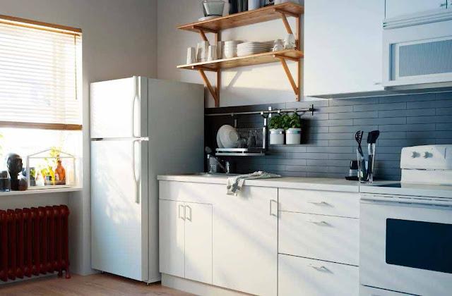 Cara Menyesuaikan Model Lemari Dapur Dengan Ruangan