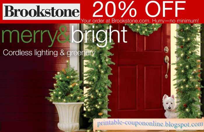 Brookstone coupon code june 2018