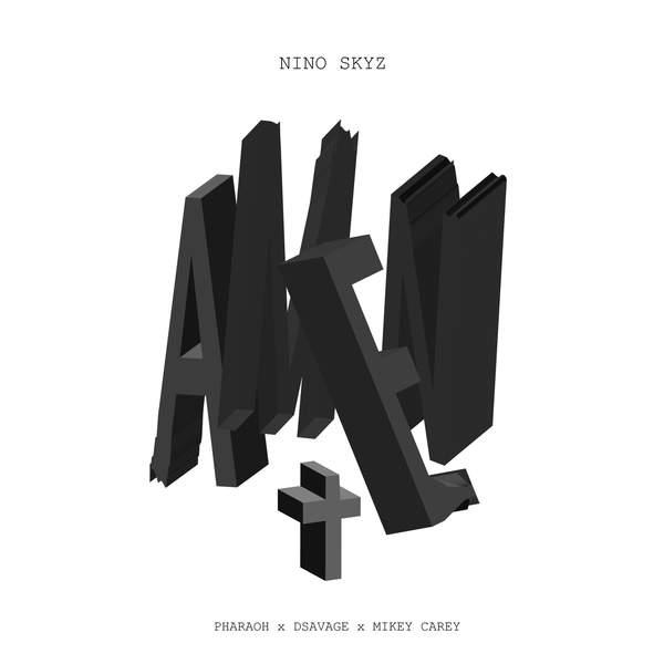 Nino Skyz - Amen - Single Cover