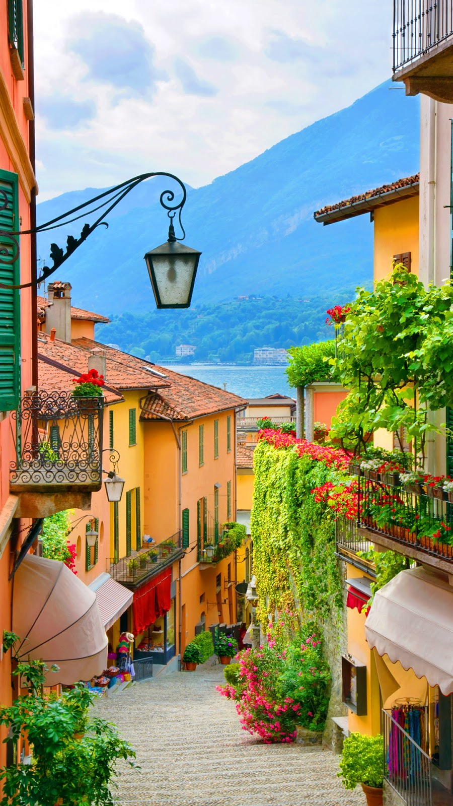 Italy landscape