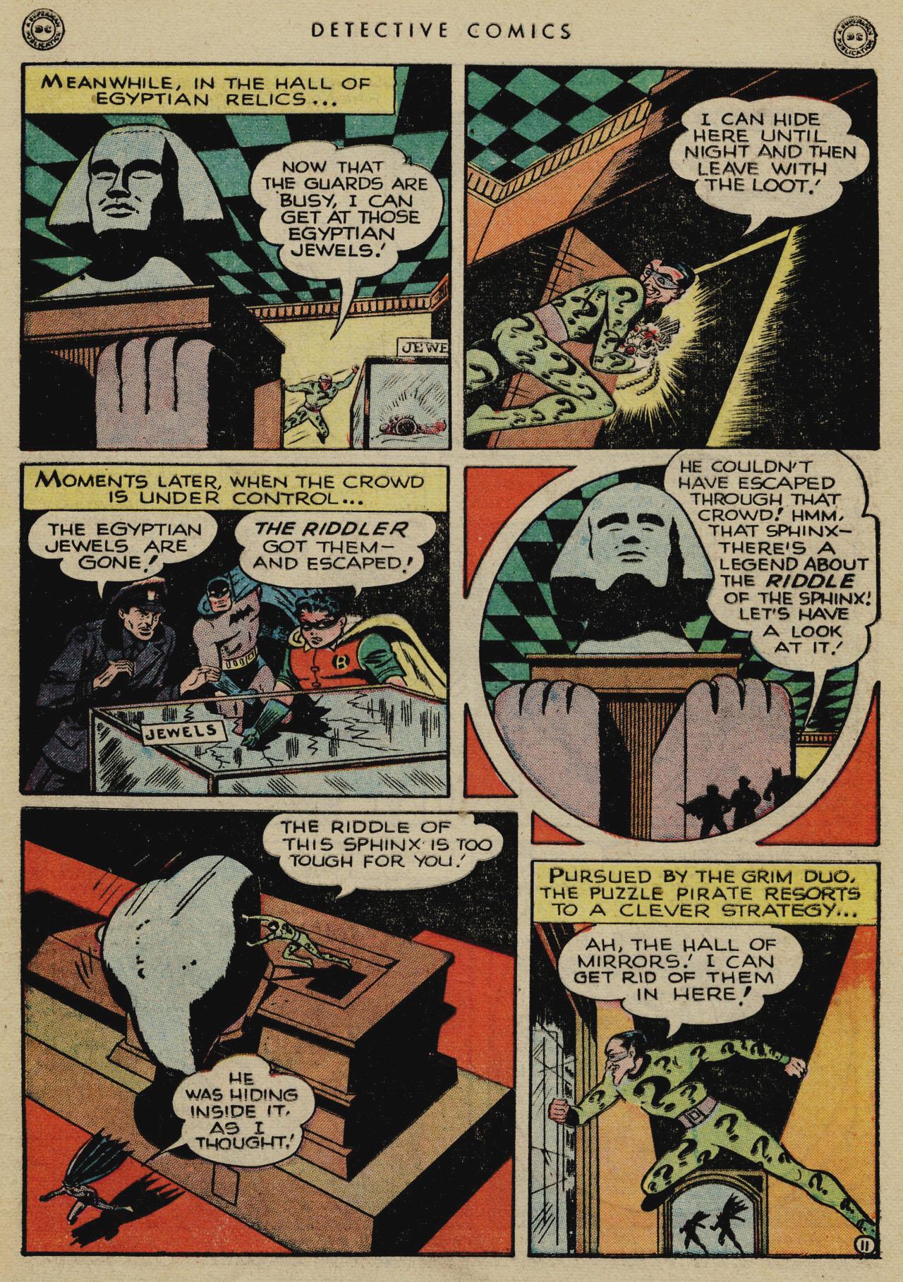 Detective Comics (1937) 142 Page 12