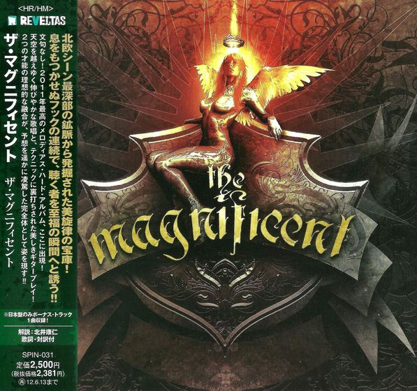 THE MAGNIFICENT - The Magnificent [Japanese Edition] full