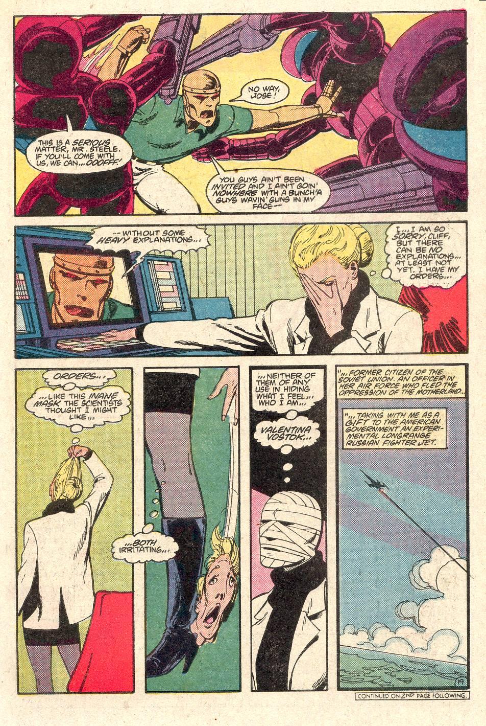 Read online Secret Origins (1986) comic -  Issue # _Annual 1 - 20