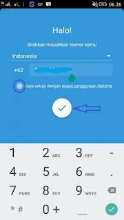 Cara Menggunakan Aplikasi Netzme