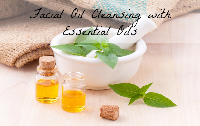 Essential Oils facial care