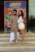 Parineeti Chopra with Ayushmann Khurrana at the Launch of Trailer of Meri Pyaari Bindu 035.JPG