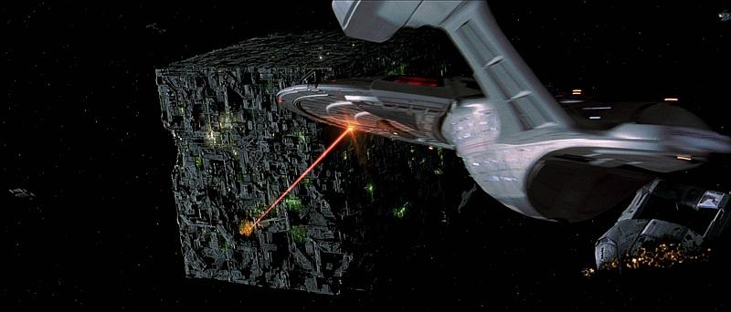 What Attacks On Free Enterprise >> The Wertzone: Star Trek at 50: The USS Enterprise (NCC-1701-E)
