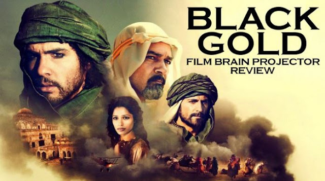 Black Gold (Day of the Falcon - Or noir) 2011
