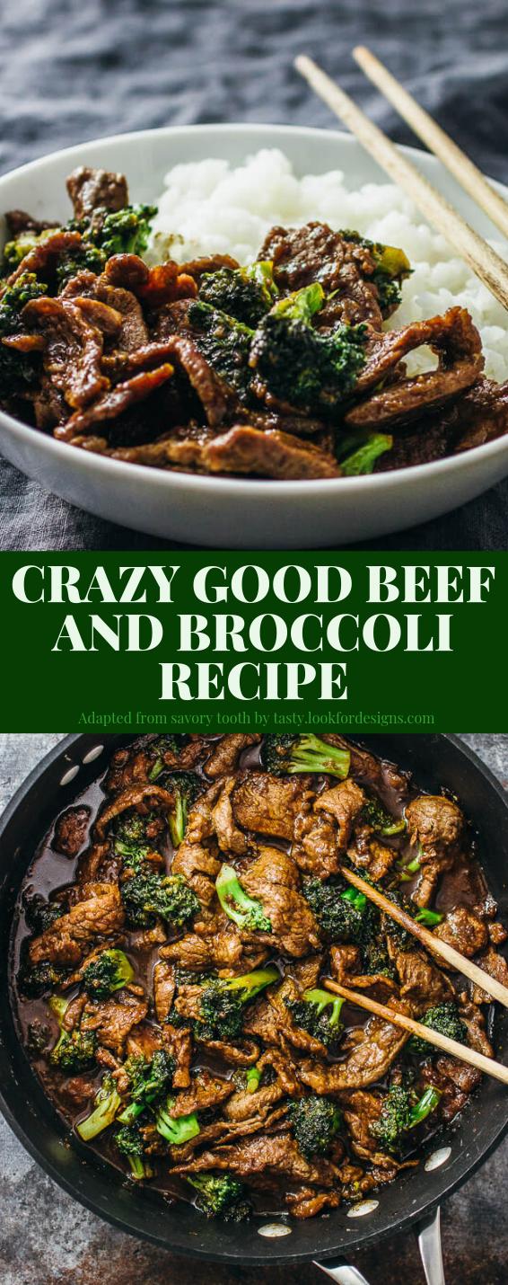 Crazy Good Beef And Broccoli Recipe