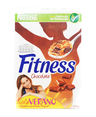 Nestlé Fitness Chocolate