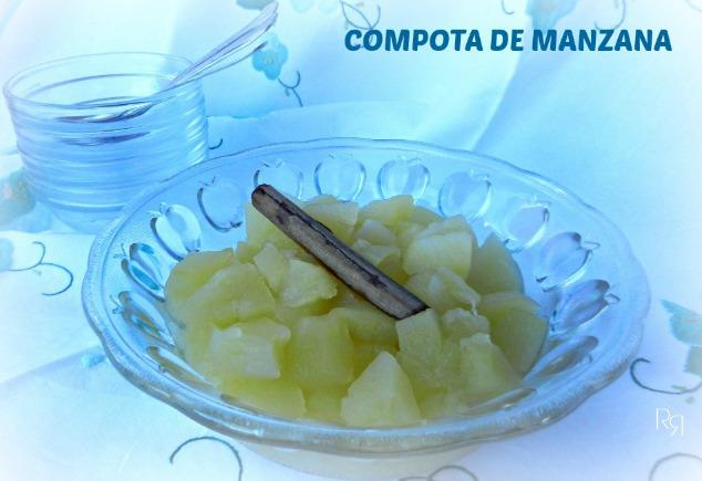 """""""Compota de manzana"""""""