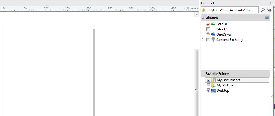 Error Message: Access no longer available pada coreldraw
