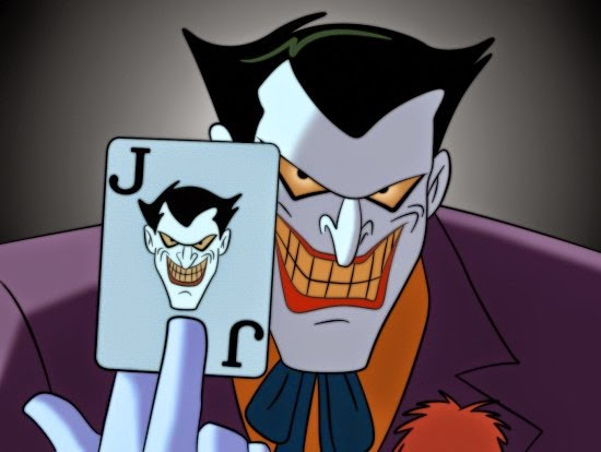 joker cartoons mark hamill