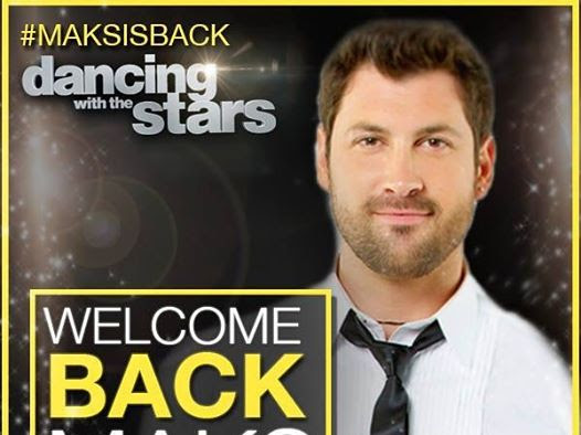 {Friday Favorites} Maks is Back Edition!!!!!!!