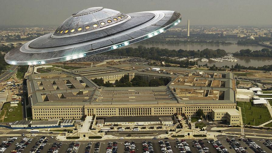 Пентагон создал специальный отряд, который будет искать НЛО