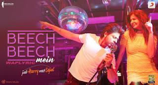 Beech Beech Mein Song Lyrics Arijit Singh