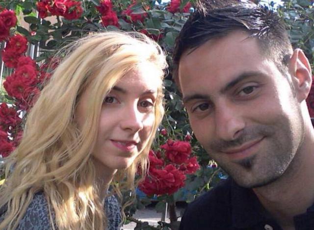 Bruciò viva ex fidanzata, condannato all'ergastolo