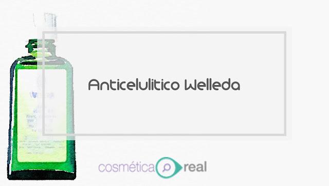 Anticelulitico de Welleda