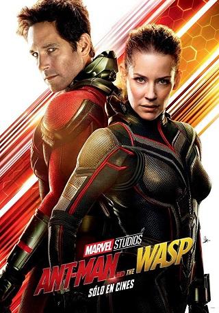Ant-Man and the Wasp 2018 Dual Audio Hindi 300MB HDTC 480p