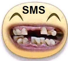 SMS drôle pour faire rire, rendre jaloux & piégé vos proches