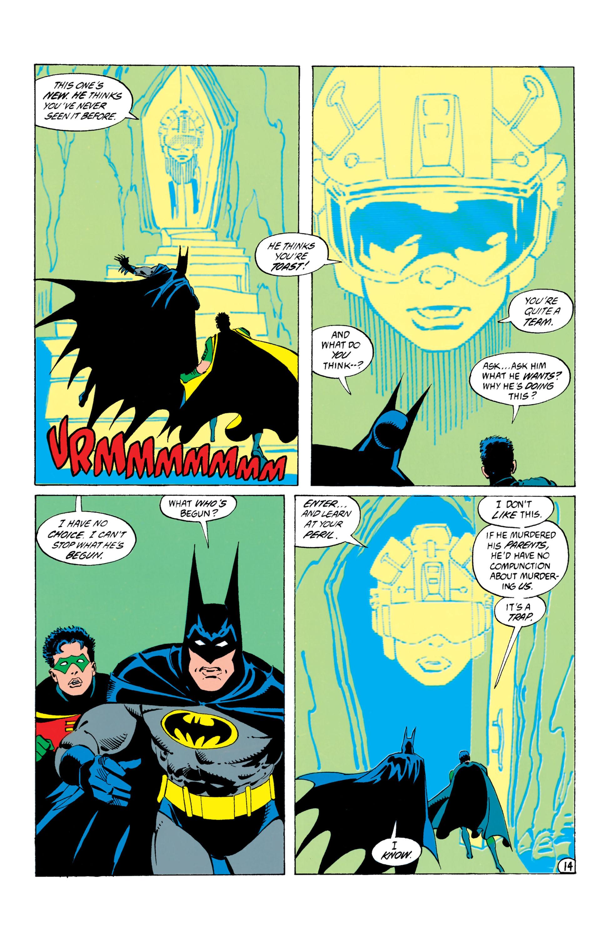 Detective Comics (1937) 636 Page 13