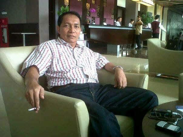 Ketua Gapensi Kabupaten Bima, Ir.Rusdin H.Adnan