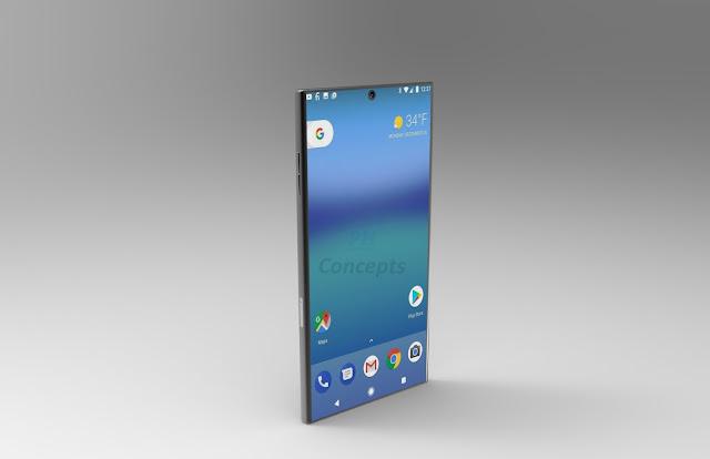Sony Xperia 9 | Bezel less Display | 2018