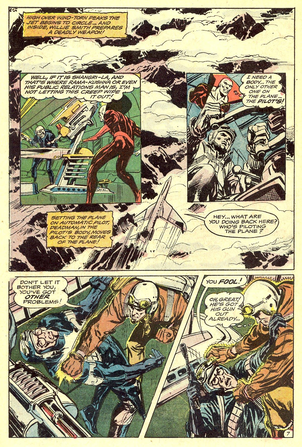 Strange Adventures (1950) issue 216 - Page 10